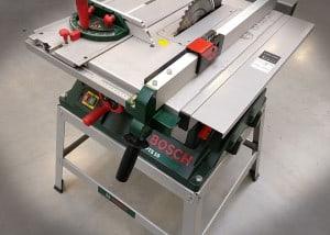 Tischkreissäge Bosch PTS 10T