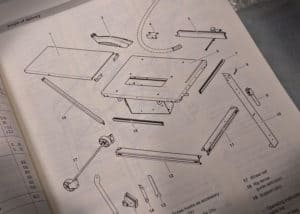 Tischkreissaege Metabo TKHS315 - Anleitung