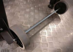 Tischkreissaege Metabo TKHS315 - Räder