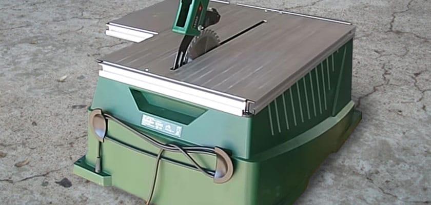 Tischkreissaege Bosch PPS7 – Keyvisual