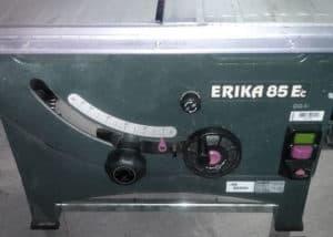 Das Gehäuse der Mafell Erika 85 EC erweist sich als äußerst robust und gut verarbeitet.