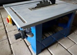 Scheppach HS80 Tischkreissäge - Korpus