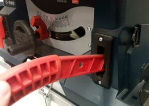 Bosch Professional Tischkreissäge GTS 635-216 - Einschübe