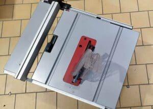 Bosch Professional Tischkreissäge GTS 635-216 - Korpus