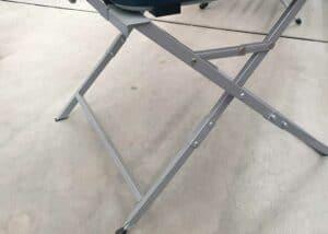 Bosch Professional Tischkreissäge GTS 635-216 - Untergestell